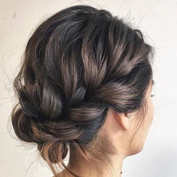 3 Stem Plait Hair Extension