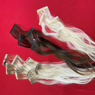 Angel Hair Taped Extension